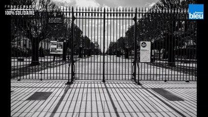 Nantes, balade photographique dans une ville confinée