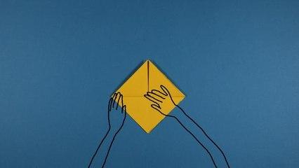 Fold an Origami Samurai Helmet | MetKids