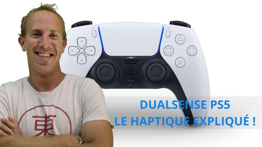 PS5 DUALSENSE - CE QU'EST VRAIMENT LE HAPTIQUE DE LA MANETTE ! (EX-DUALSHOCK 5)