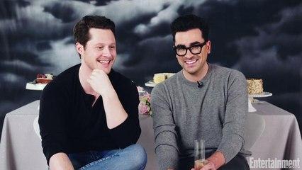 After the 'Schitt's Creek' Wedding: Dan Levy and Noah Reid on David & Patrick's Honeymoon and Growing Old Together