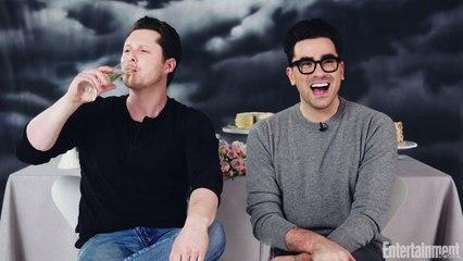 'Schitt's Creek' Series Finale: Dan Levy & Noah Reid On Their 'Happy Ending'