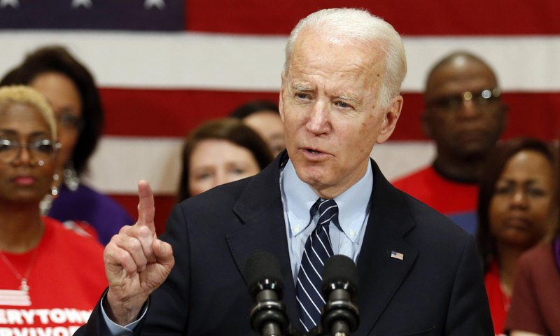 Joe Biden: six key policies from his 2020 presidential campaign – video report