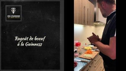 En cuisine avec Jeremy Davidson