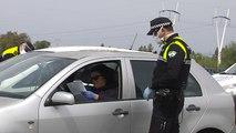 La Policía Local de Sevilla intensifica los controles de cara al puente de Sema