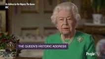 Breaking Down The Queen's Historic Address amid Coronavirus