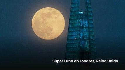 Súper Luna Rosa, la oportunidad de escapar