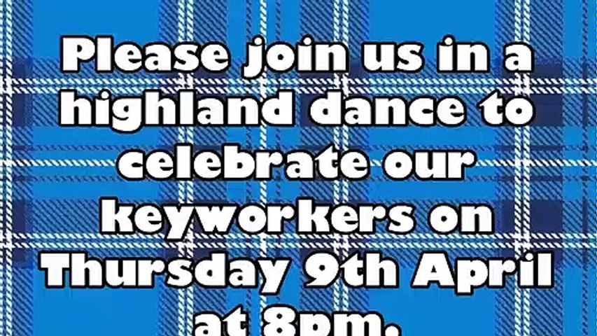 Edinburgh dance studio calls for dance tribute to NHS