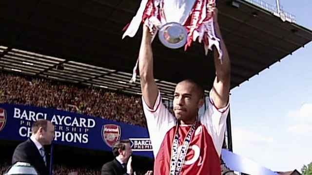 Les légendes de Premier League : Thierry Henry