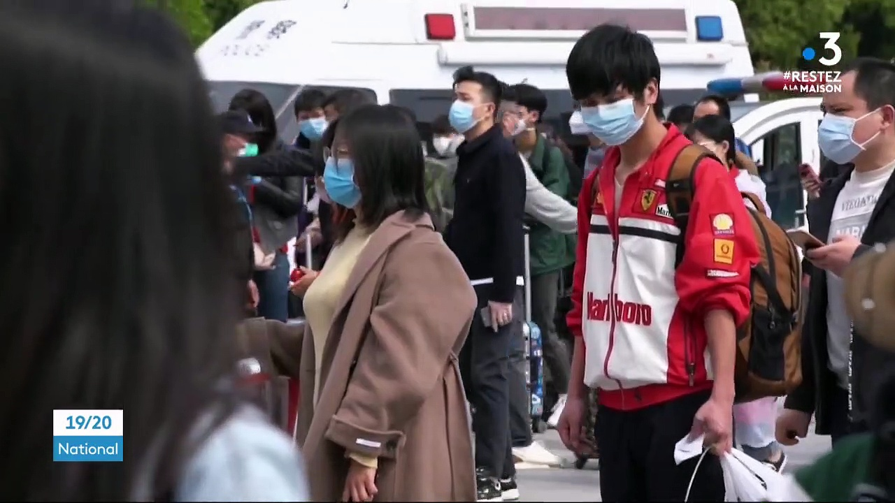 Coronavirus : Wuhan savoure son premier jour de déconfinement