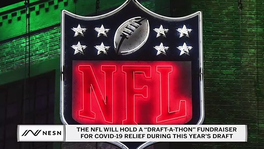 2020 NFL Draft to Serve as COVID-19 Fundraiser