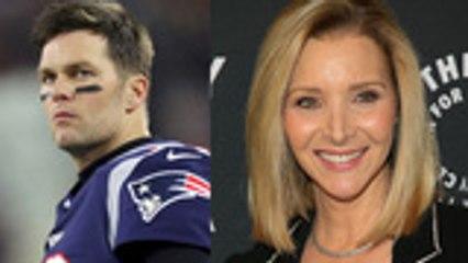 Tom Brady Talks Donald Trump, Lisa Kudrow Joins 'Space Force' & More   THR News
