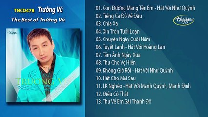 The Best of Trường Vũ