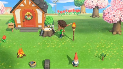 Animal Crossing : Chill et discussion