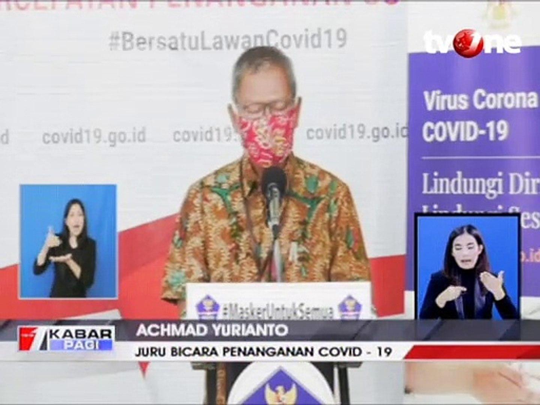 Update Corona Di Indonesia 8 April 2020 2 956 Positif Video Dailymotion