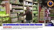 Coronavirus : les supermarchés sont plus précautionneux que jamais !