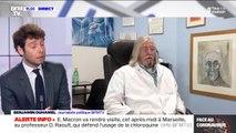 Emmanuel Macron se rend à l'IHU de Marseille pour rencontrer Didier Raoult