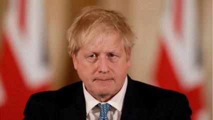 Prime Minister Boris Johnson's Condition Improves In ICU