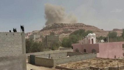 Outbreak prompts Saudi-led ceasefire in Yemen