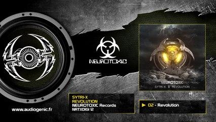 SYTRI-X - Revolution [Revolution - NRTXDIGI 12]