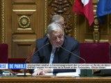 Prise de parole du 9 avril - Jean Claude Tissot, sénateur de la Loire. - Prise de parole - TL7, Télévision loire 7