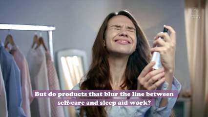 Some beauty products claim they can help you sleep—here's how they work