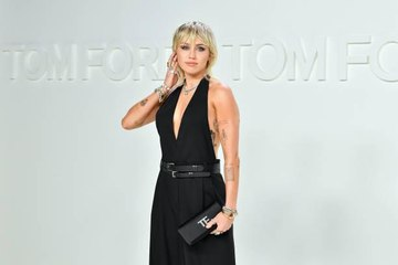 Looks Like Miley Cyrus's Mullet is Here to Stay Since She Cut Her Own Bangs