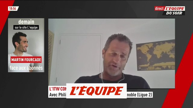 «L'interview confinement» de Philippe Hinschberger - Foot - L2 - Coronavirus