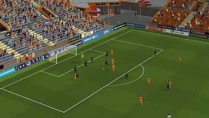 (eNational-J33) Laval 1 - 3 Bastia-Borgo, les buts