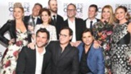 The Cast of 'Full House' Reunites to Film Quarantine-Inspired Video   THR News