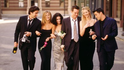 The Friends Reunion Has Been Delayed