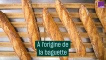 À l'origine de la baguette de pain - #CulturePrime