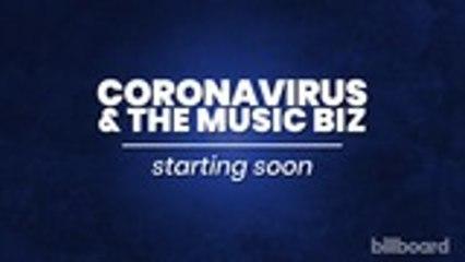 Coronavirus & the Music Biz Update with Taylor Mims   Billboard   April 9, 2020