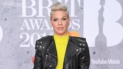 Pink Opens Up About Having COVID-19 on 'The Ellen Show'   THR News
