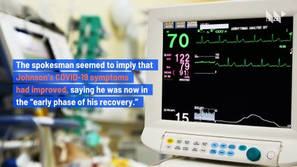 Boris Johnson Has Been Moved out of the Intensive Care Unit