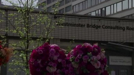 UK PM Johnson leaves the ICU
