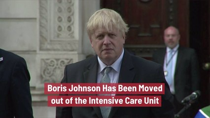 UK Leader Out Of ICU