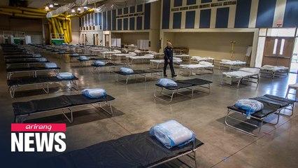 World's COVID-19 death toll nears 100,000