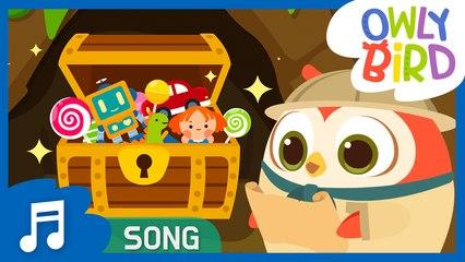 Row Row Row Your Boat ♀️ | Nursery Rhymes | Lullaby | Cradle Song | Songs for Kids | OwlyBird