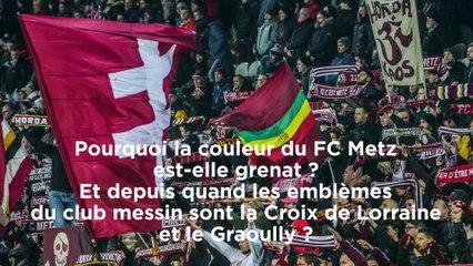 FC Metz : la Lorraine est Grenat !