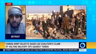Yemen rejects Saudi Arabia's claim of truce