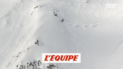 Le top 10 des tricks du Freeride World Tour 2020 - Adrénaline - Ski/snow freeride