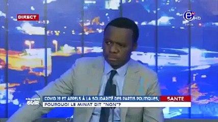 Un homme politique camerounais démontre l'arnaque de Maurice Kamto