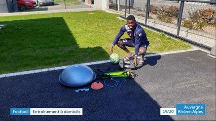 Reportage FR3: Le Clermont Foot 63 en mode confinement