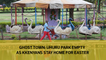 Ghost town: Uhuru Park empty as Kenyans stay home for Easter
