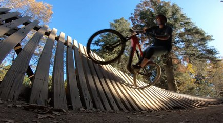 Cycle Volta Visits SkyPark Bike Park With Bosch