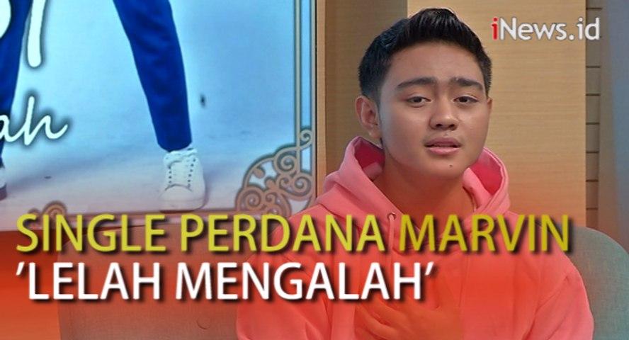 Marvin, Juara KDI 2019 Rilis Single Perdana Berjudul Lelah Mengalah