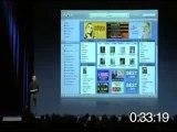 Steve Jobs Macworld 2008 Keynote in 60 Seconds