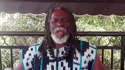 Tiken Jah Fakoly appelle à la mobilisation contre le coronavirus