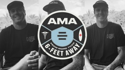 Albee Layer- AMA From More Than 6-Feet Away