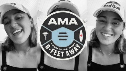 Carissa Moore- AMA From More Than 6-Feet Away